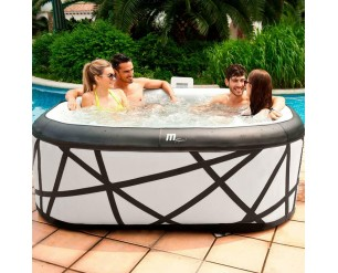 MSPA Soho Inflatable Hot Tub