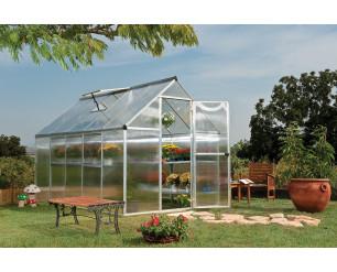Palram Mythos Greenhouse 6x10 - Silver
