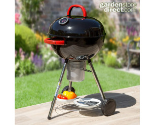 GSD Bermuda Kettle Charcoal Barbecue