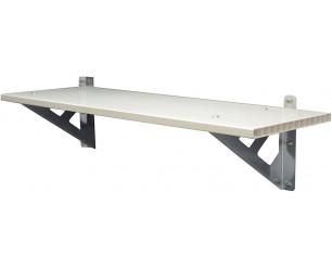 Palram-Canopia SkyLight Shelf Kit, Tan