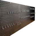 Seville 7 Piece Garage Storage System - Stainless Steel