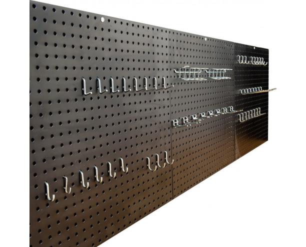 Seville Garage Steel Peg Board 6ft - 1.83m