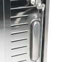 Seville HD 6ft Upright Cabinet x 4ft Super Wide Heavy Duty Garage Storage