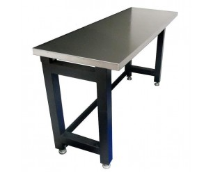 Seville Garage Workbench Stainless Steel
