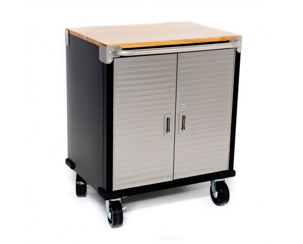 Seville Garage 2 Door Roll Cabinet