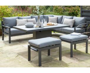 Titchwell Luxury Garden Furniture Corner Set